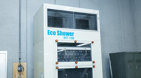 エコシャワー(空気清浄加湿器)